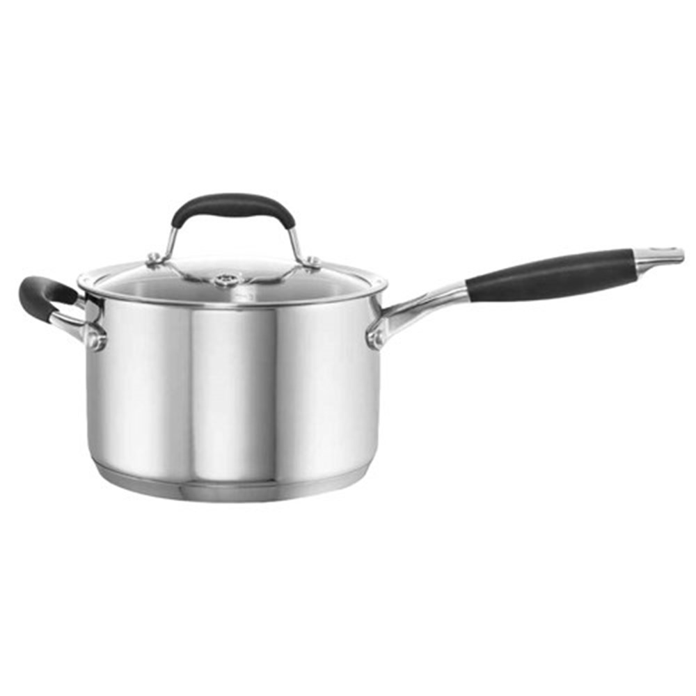 Baccarat Capri + Stainless Steel Saucepan with Lid 3.6L/20cm