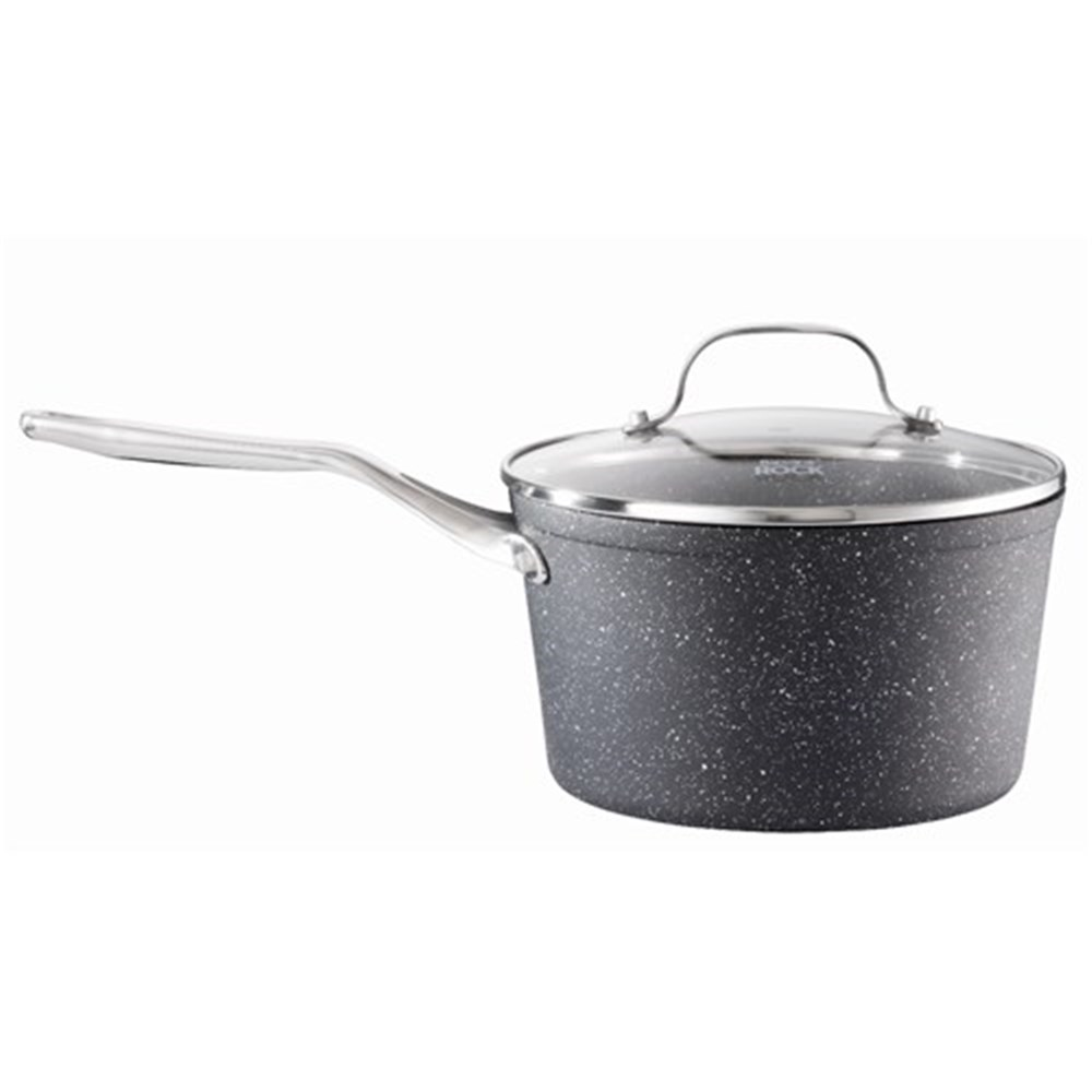 Baccarat Rock Saucepan With Lid 20cm