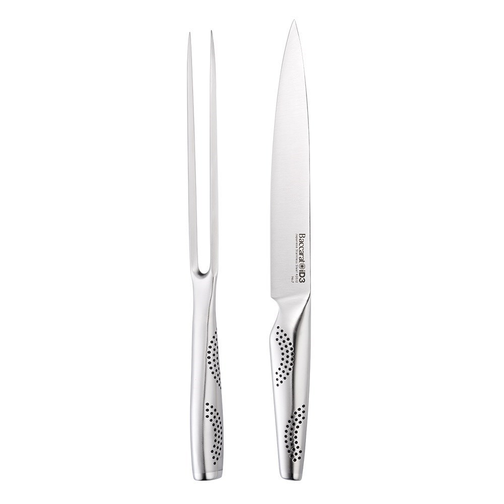 Baccarat iD3 Carving Knife Set 20cm