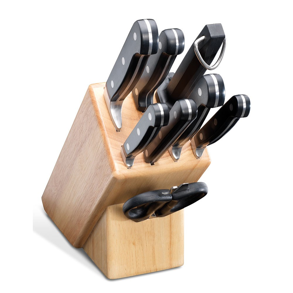 Baccarat Alto Knife Block 9 Piece