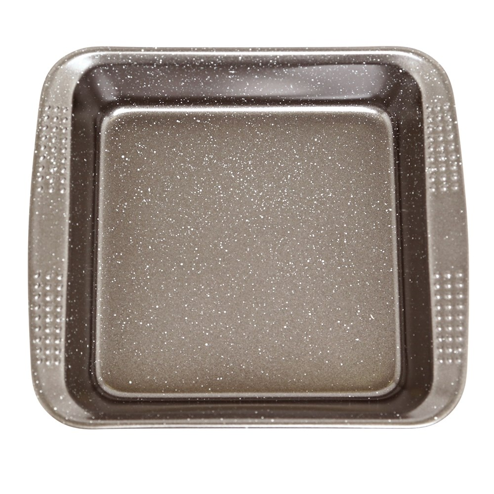 Baccarat Granite Square Cake Pan 20cm