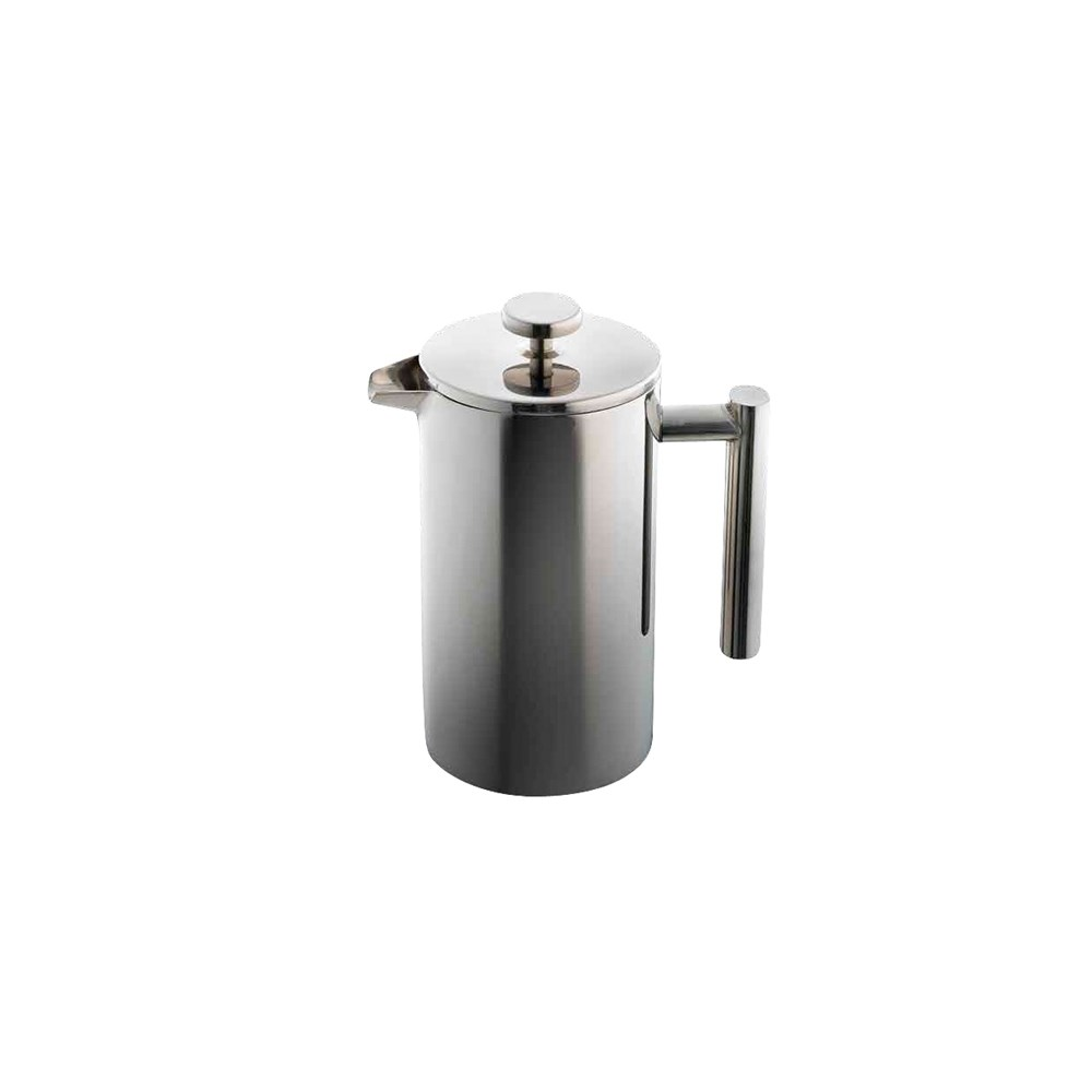 Baccarat Barista Brillante Double Wall Coffee Plunger 965ml
