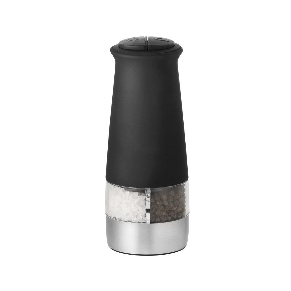 Cuisine::pro Savor Dual Salt & Pepper Electric Mill