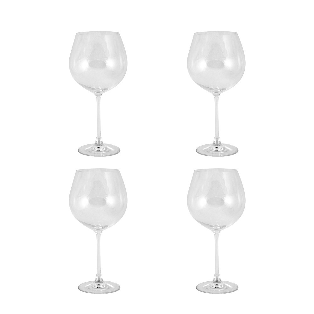 Alex Liddy Grand Cru Burgundy Wine Glass Set of 4 650ml