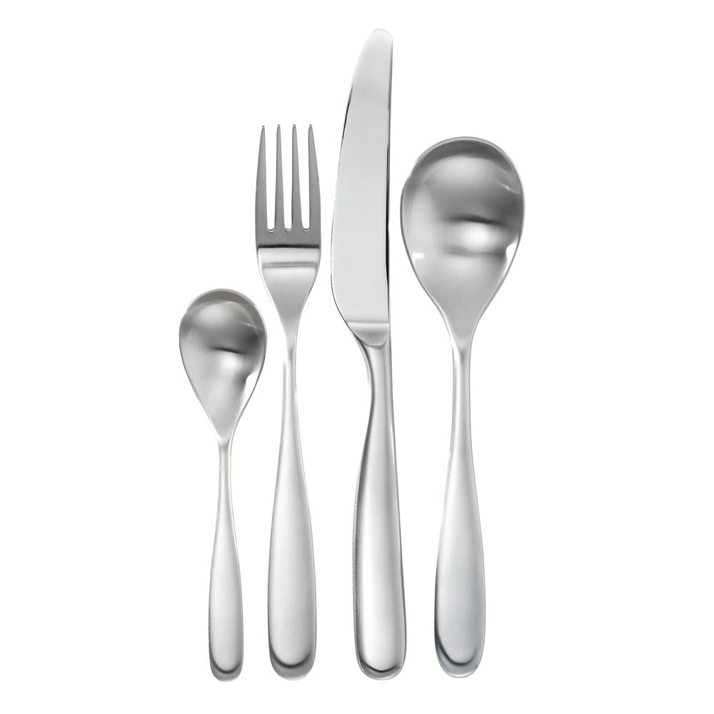 Alex Liddy Mira Stainless Steel 16 Piece Cutlery Set