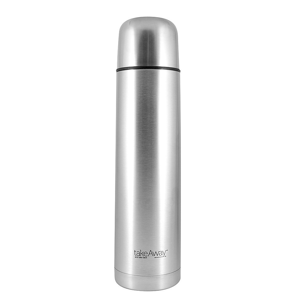 TakeAway Out Vacuum Flask Stainless Steel Double Wall 1L