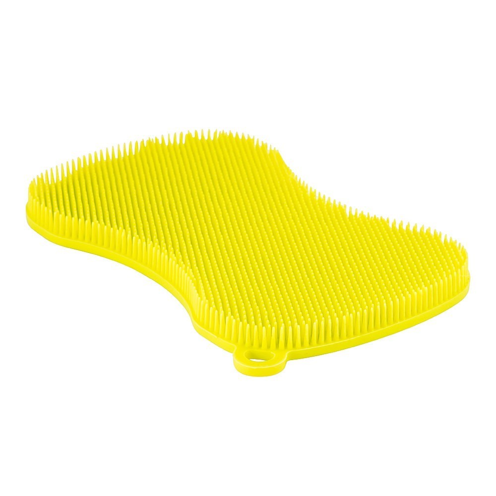 Scruba-dub Flexible Eco-Friendly Silicone Dish Scrub Lime Green