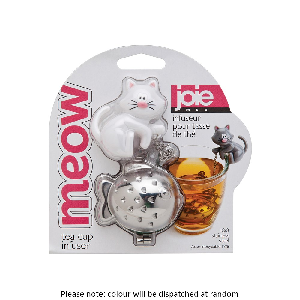 Joie Meow Stainless Steel Tea Infuser