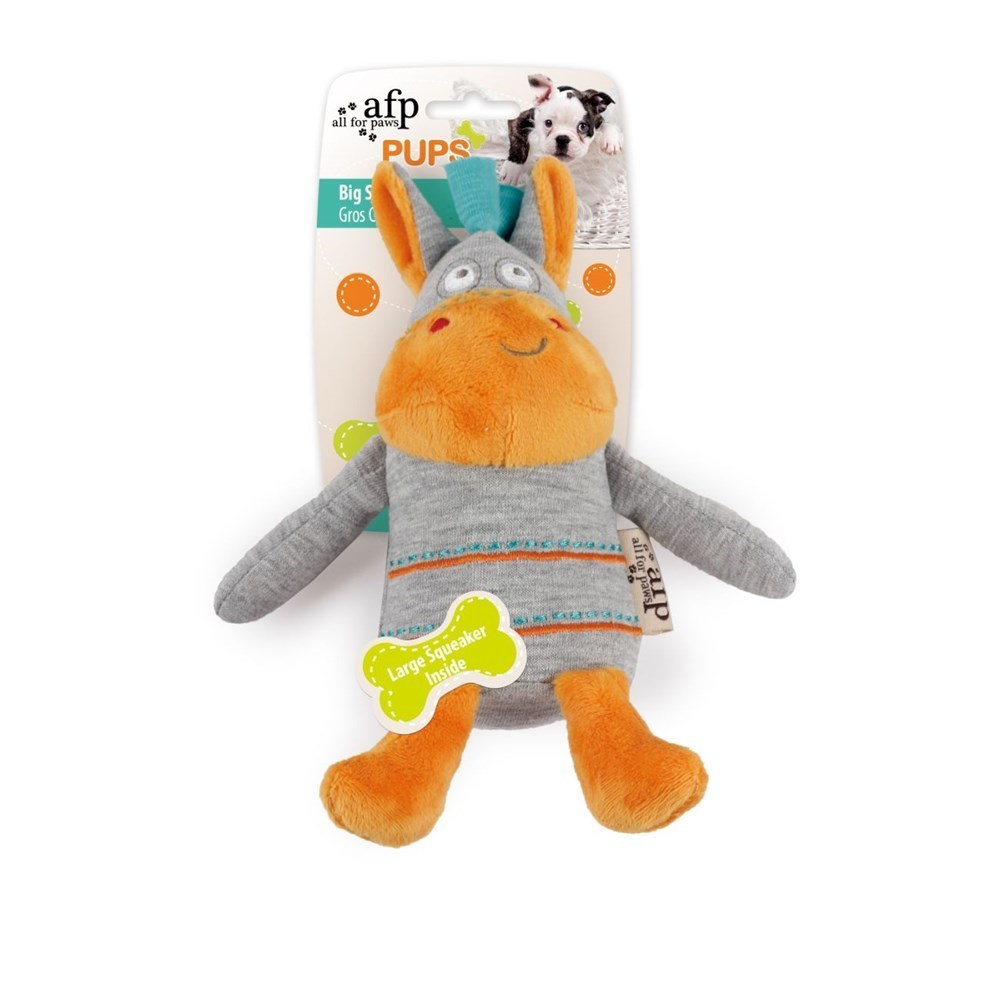 All For Paws Big Squeak Puppy Dog Toy