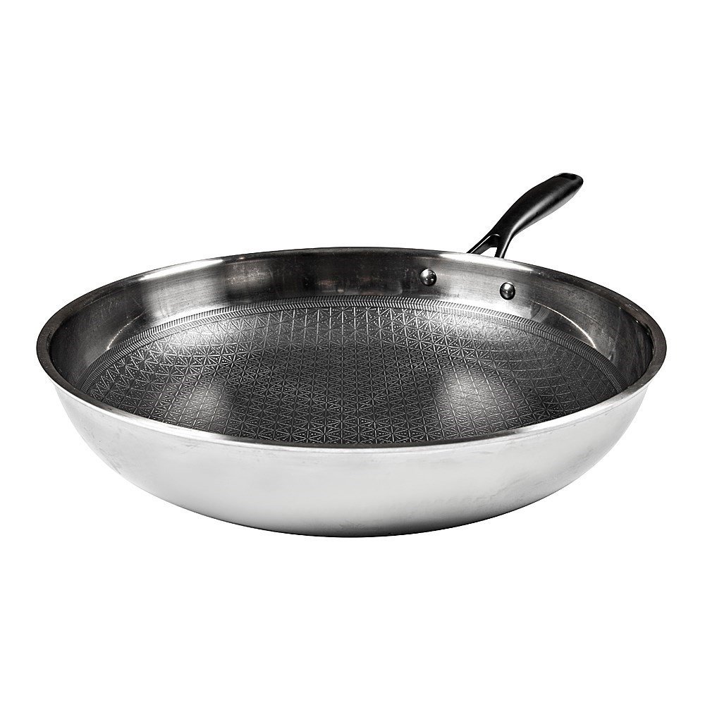 Baccarat Triton Stainless Steel Non-Stick Frypan 20cm