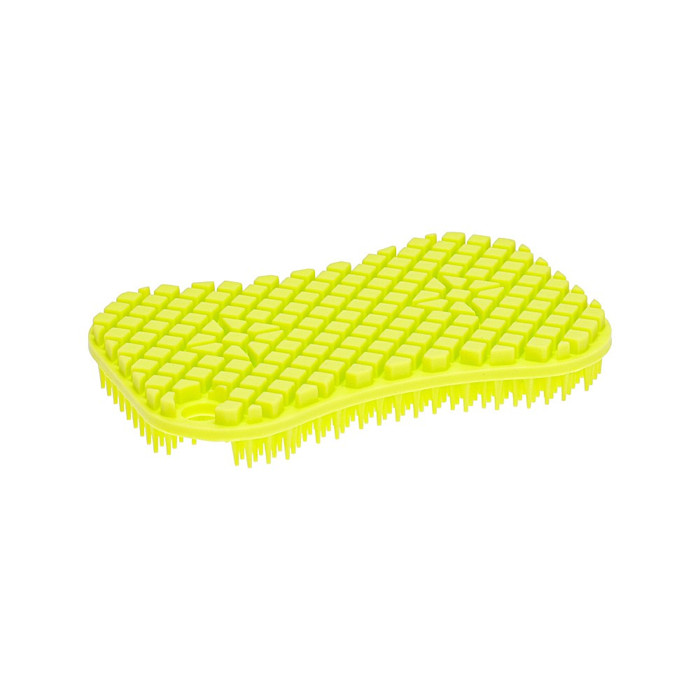 Scruba-Dub Tuff Eco Friendly Silicone Dish Scrub Lime Green