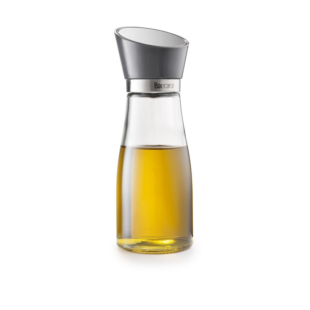 Baccarat Prepare Twist & Pour Oil Bottle
