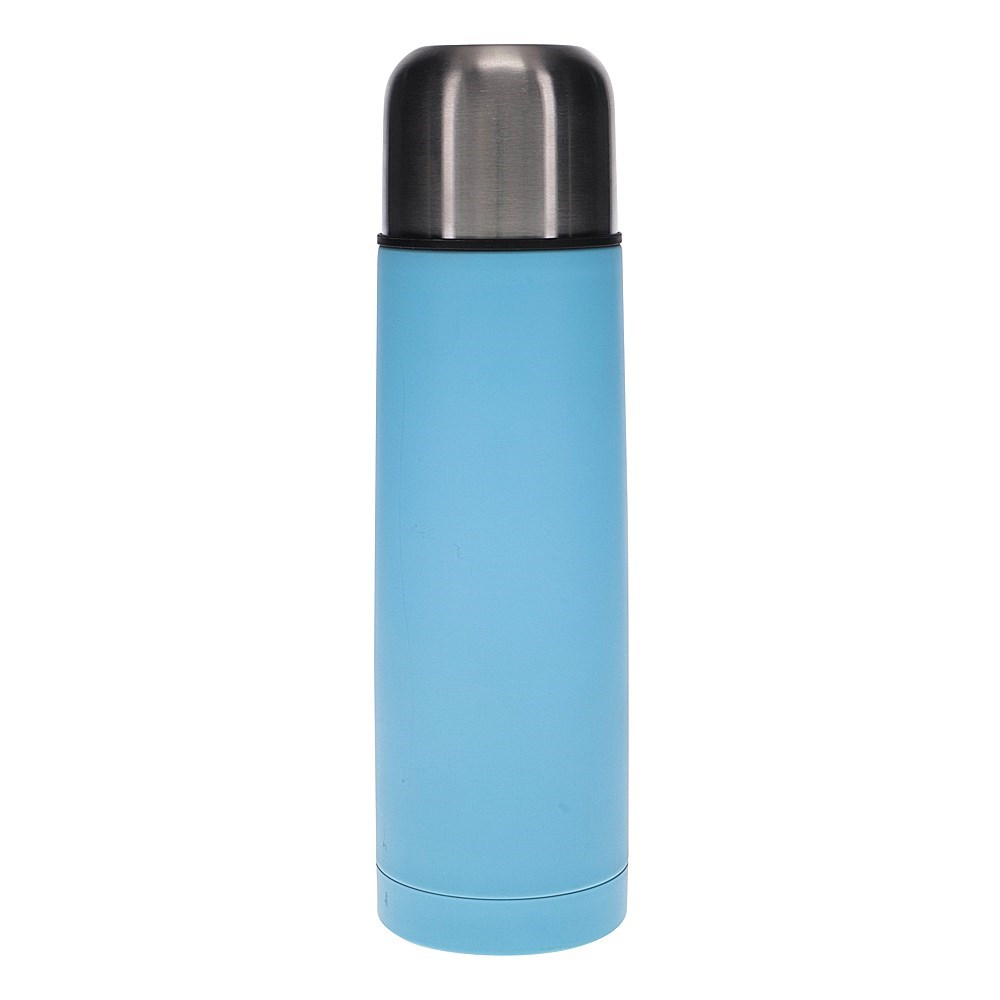 TakeAway Out Stainless Steel Flask 500ml Blue