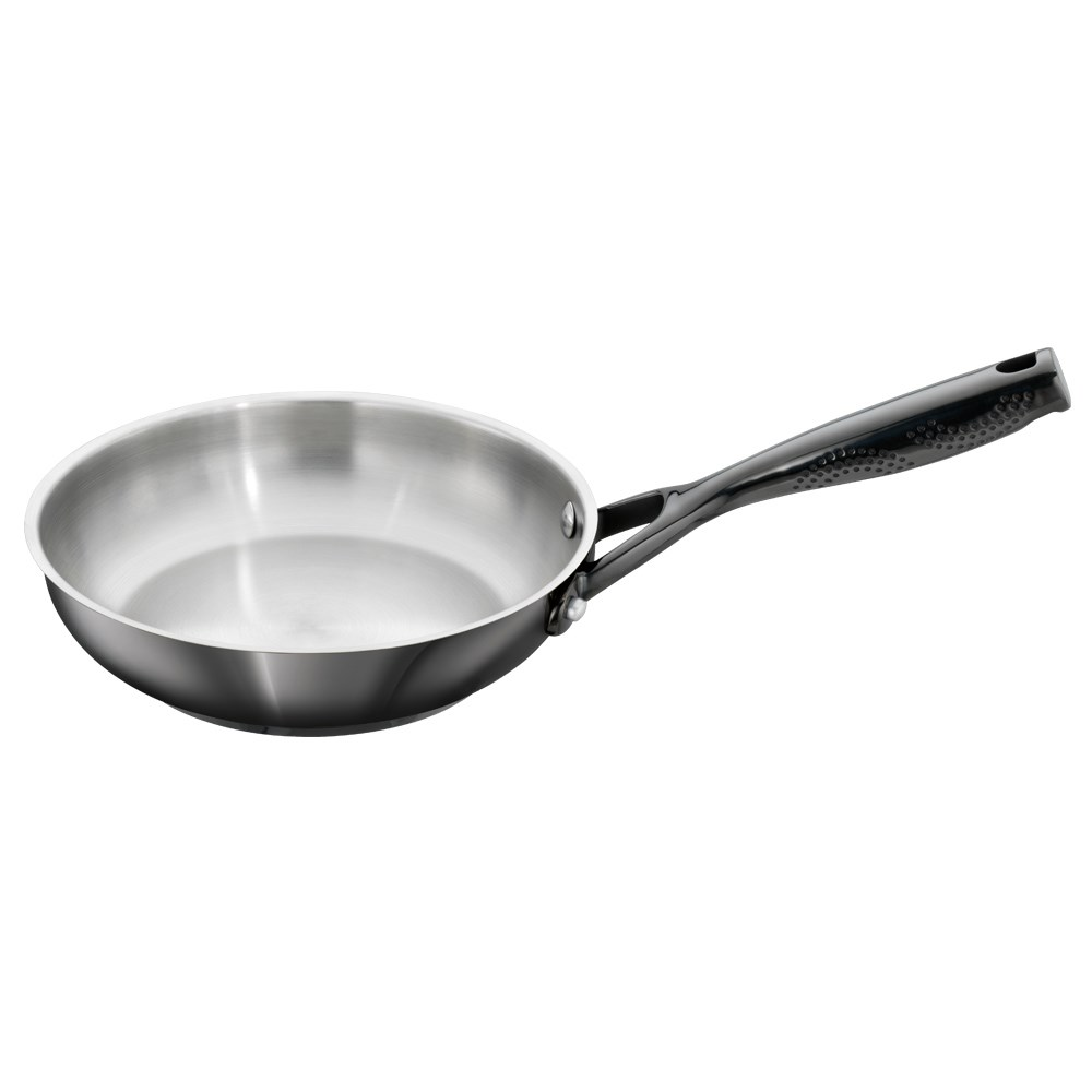 Baccarat iD3 Black Platinum Stainless Steel Frypan 20cm