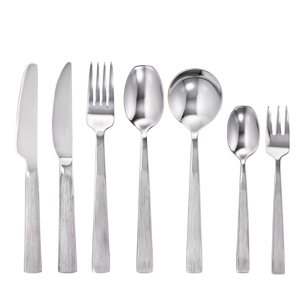 Alex Liddy Drake Stainless Steel Cutlery Set 56 Piece