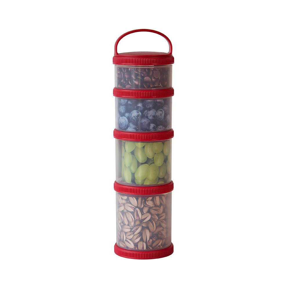 TakeAway Out Snack Tower 4 Piece Container Set