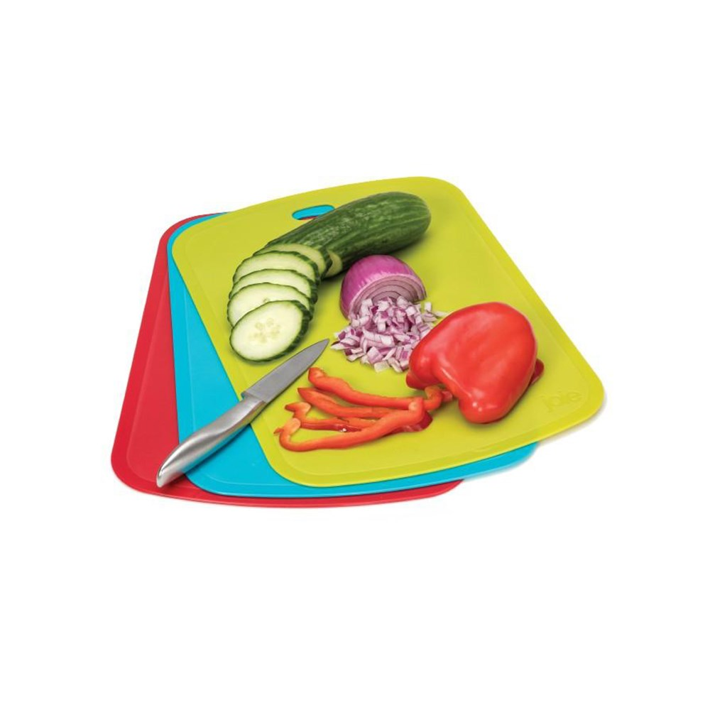 Joie Snap Set of 3 Cutting Boards