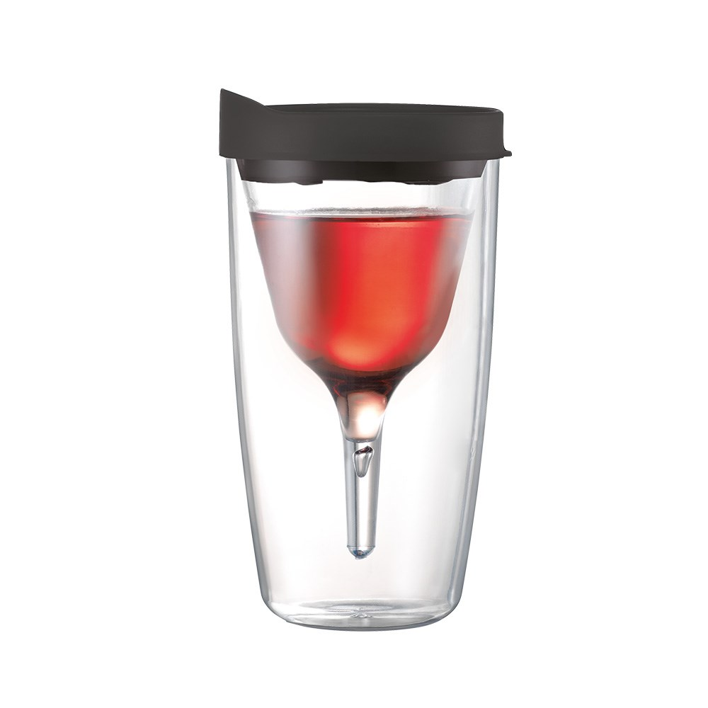 TakeAway Picnic Portable Wine Glass 250ml