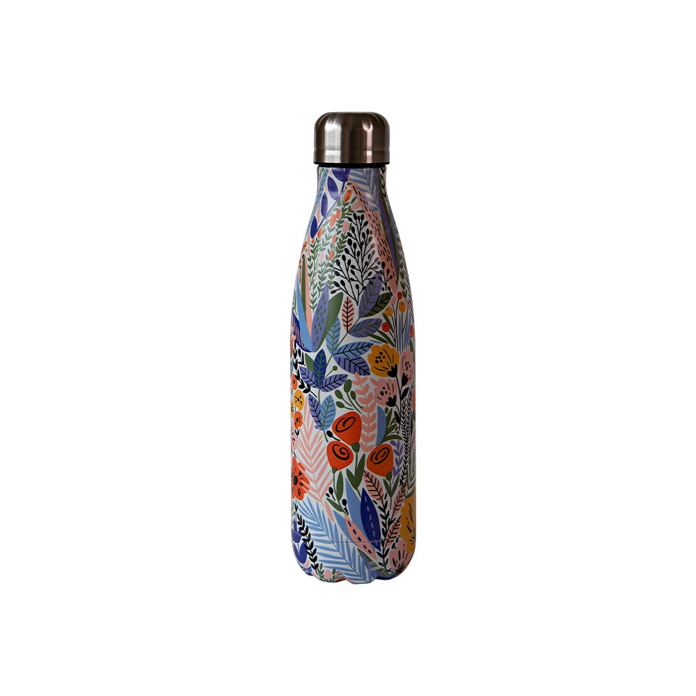 h2 hydro2 Quench Suma Double Wall Stainless Steel Water Bottle 500ml Spring
