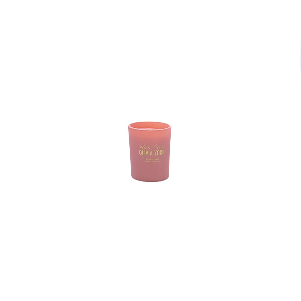 Alex Liddy Olivia York II Scented Candle Pomegranate 250g