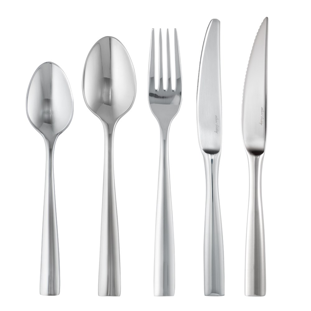 Alex Liddy Arlo 40 Piece Cutlery Set