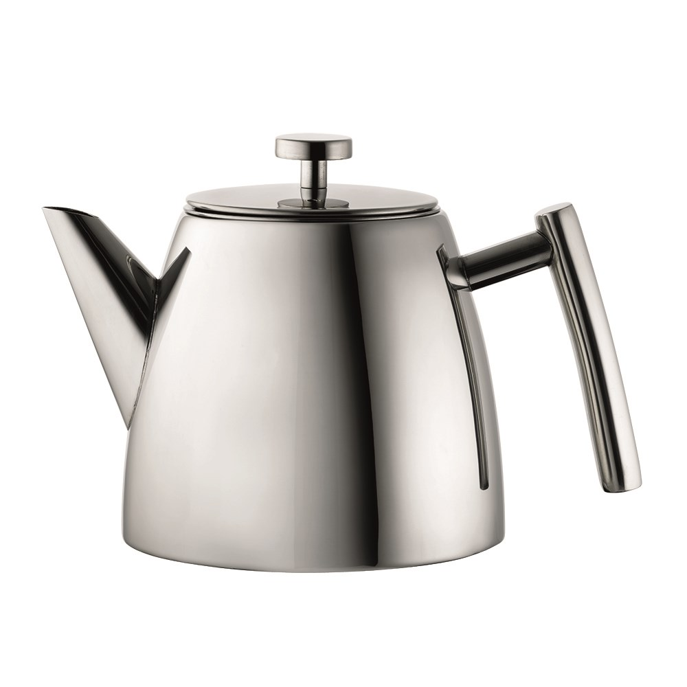 Baccarat Barista Brillante Double Wall Teapot with Infuser 1.2L
