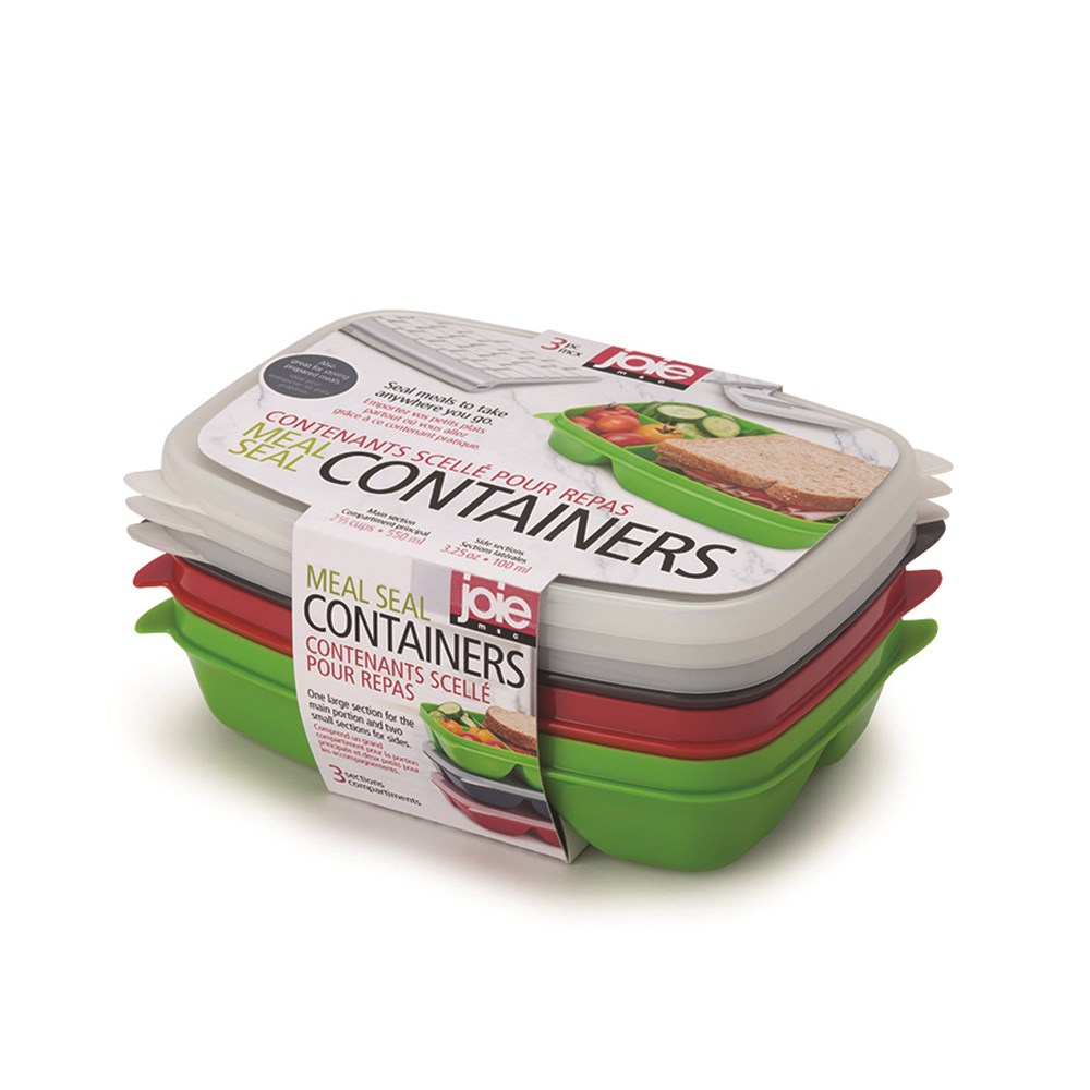 Joie Meal Seal Containers