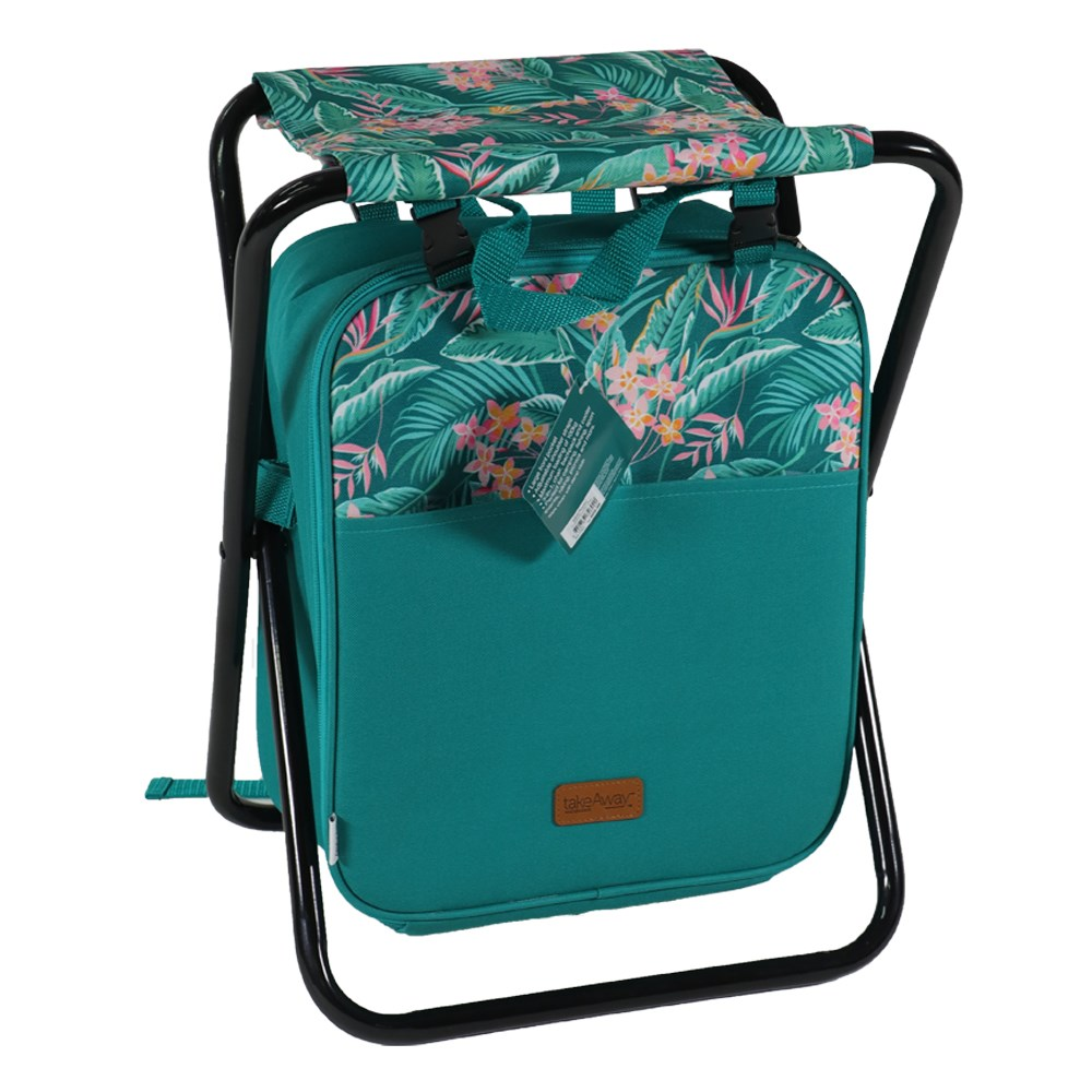 TakeAway Picnic 3-in-1 Cooler Chair Jungle
