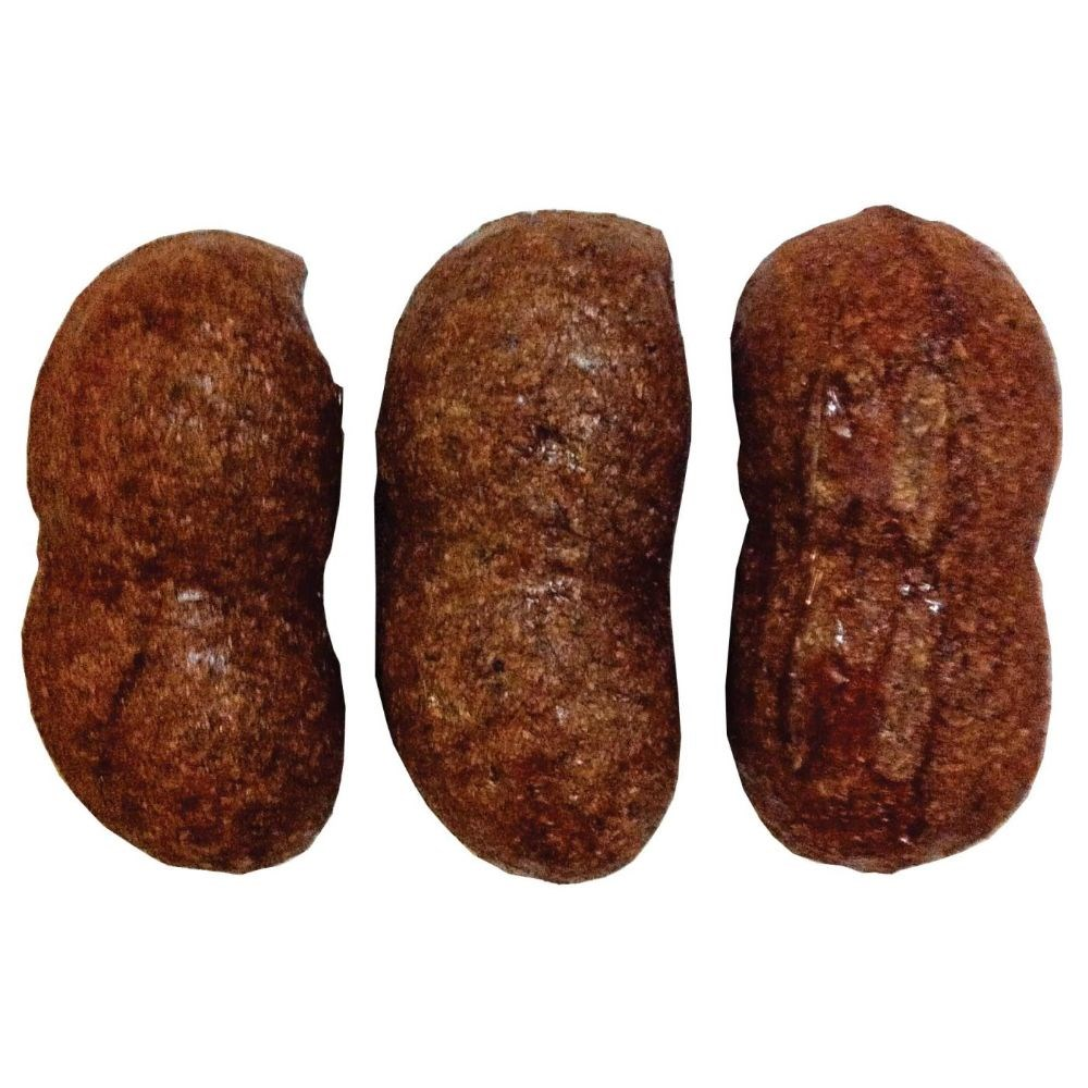 Veggie Patch Small Animal Nibblers Peanuts 3 Pack