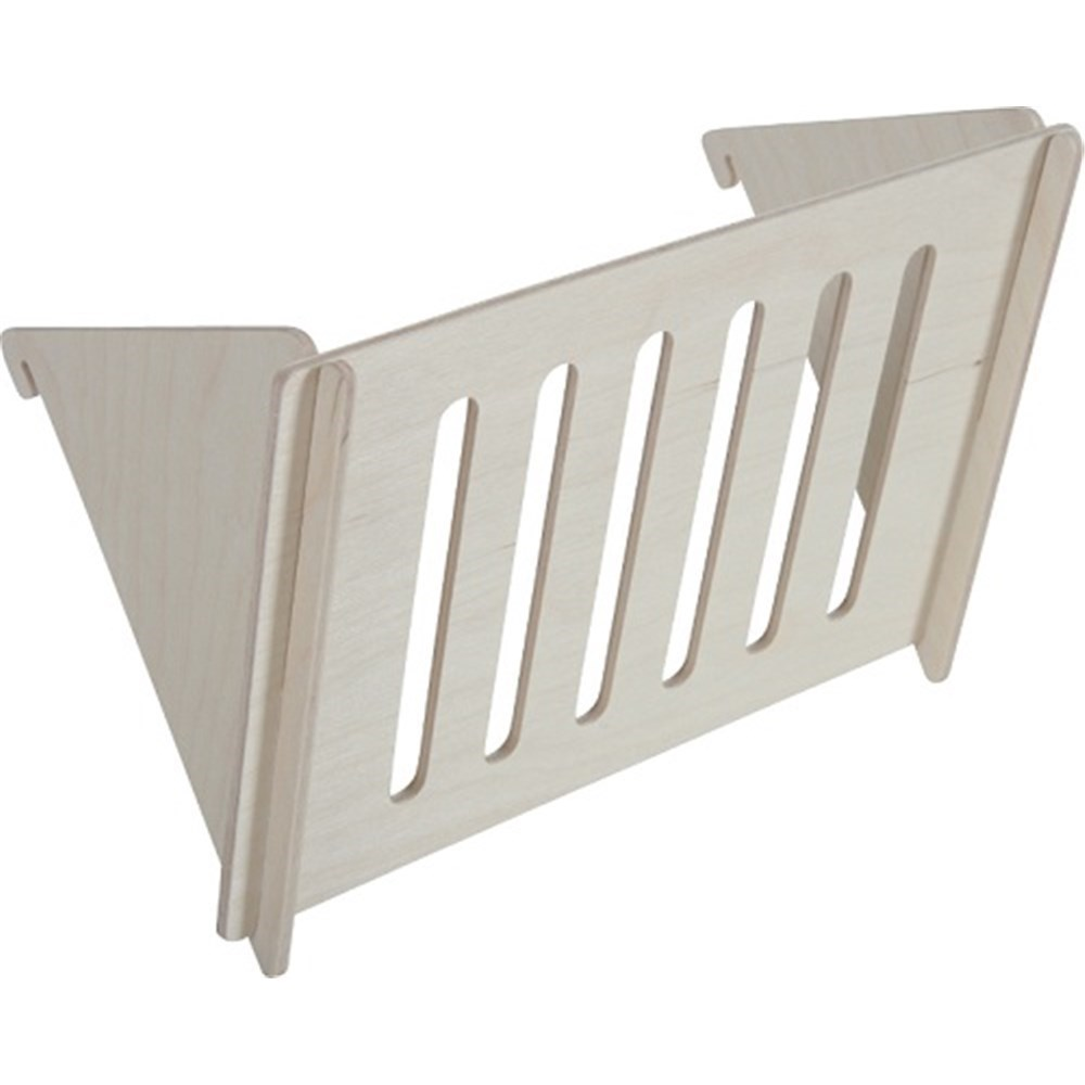 Zolux NEO Small Animal Wooden Hay Rack