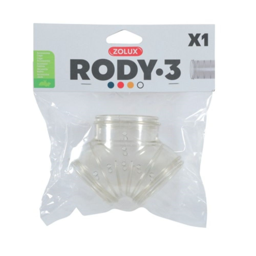 Zolux Rody 3 Accessories Y Tube