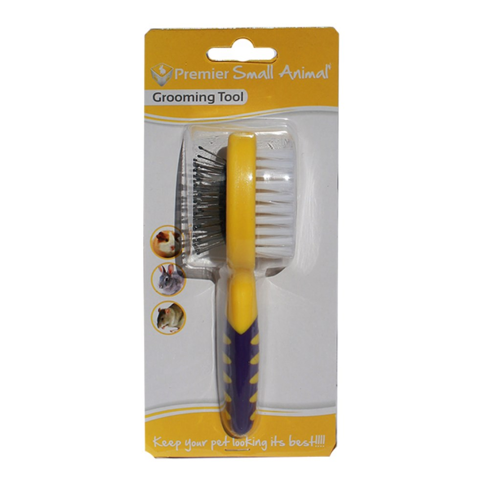 Premier Small Animal Double Sided Brush