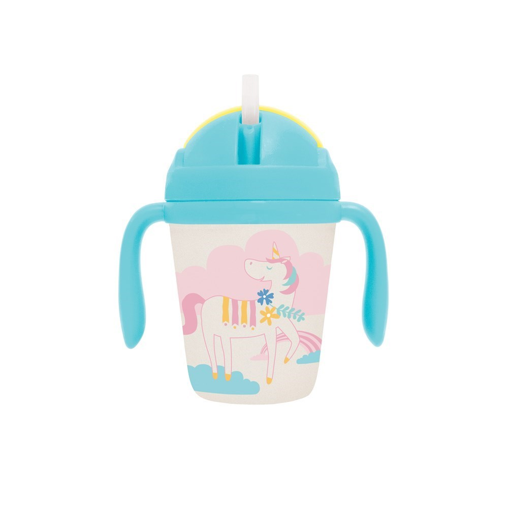 Penny Scallan Park Life Bamboo Sippy Cup with Weighted Straw 250ml