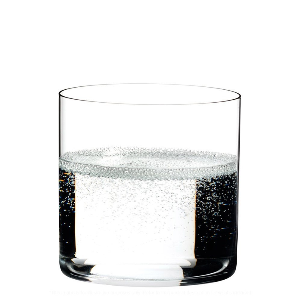 Riedel H2O Classic Bar 2 Piece Crystal Water Glass Set 330ml