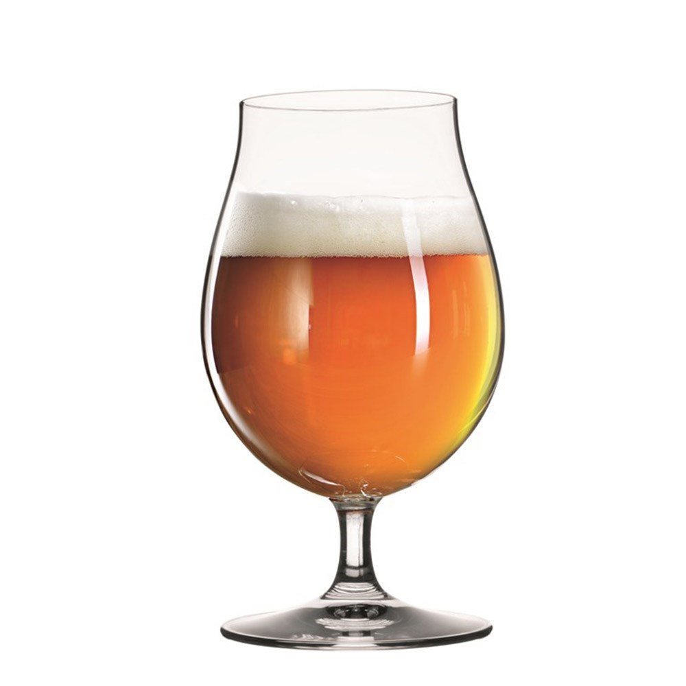 Spiegelau Beer Classics 2-Piece Crystal Stemmed Pilsner Glass Set 475ml