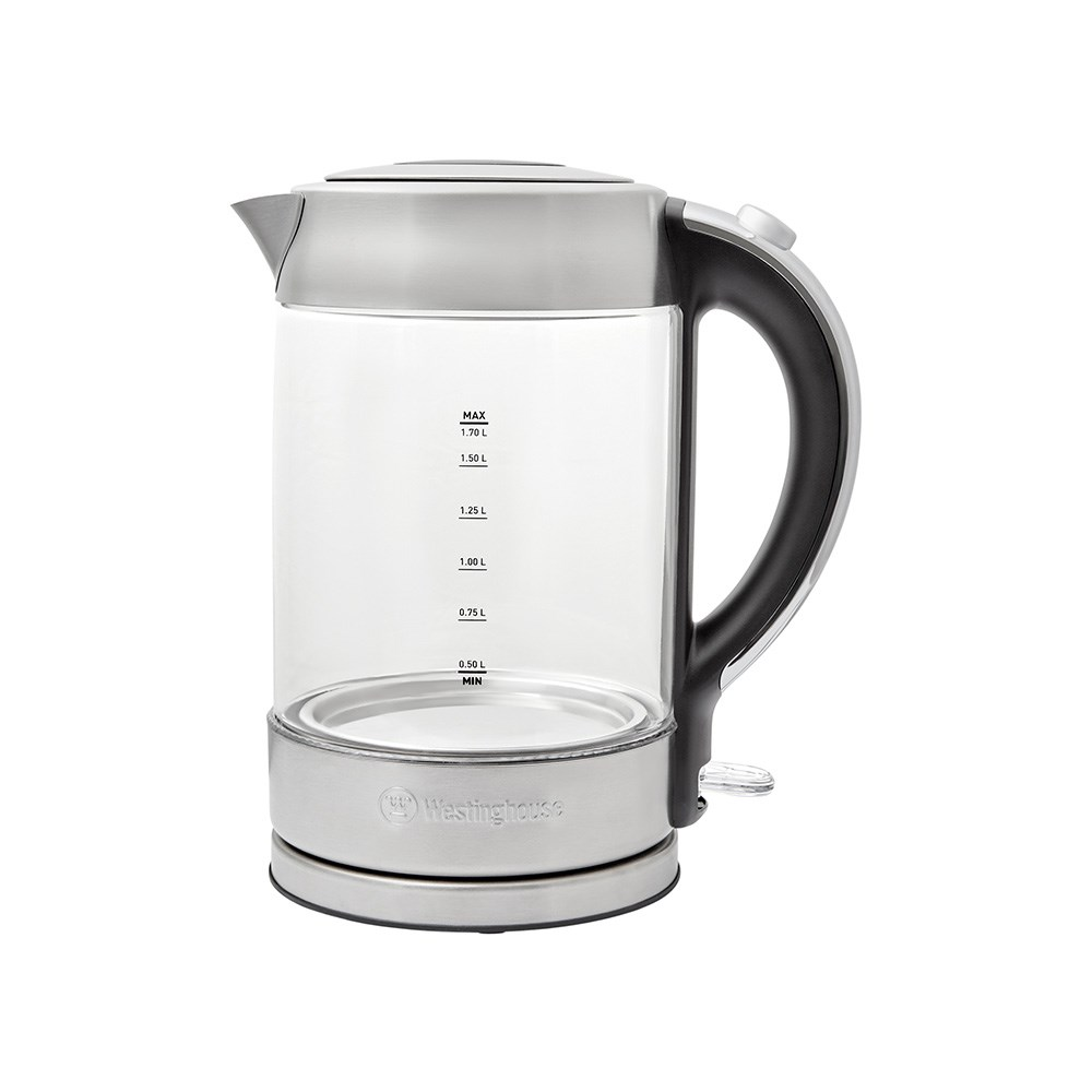 Westinghouse 1.7L Deluxe Glass Kettle