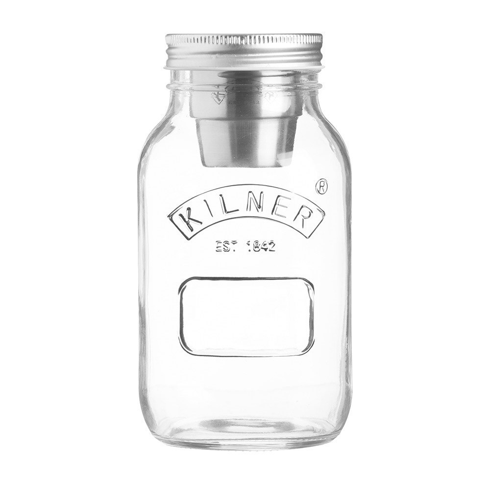 Kilner Food on the Go Glass Jar 1L