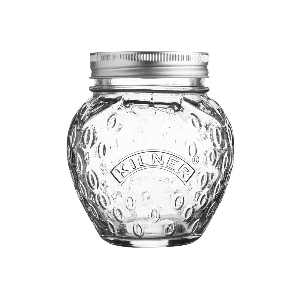 Kilner Strawberry Fruit Jar 400ml