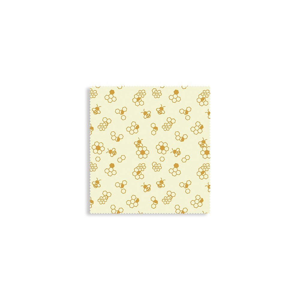 Karlstert Natural Beeswax Food Wrap 33cm x 35.5cm Large