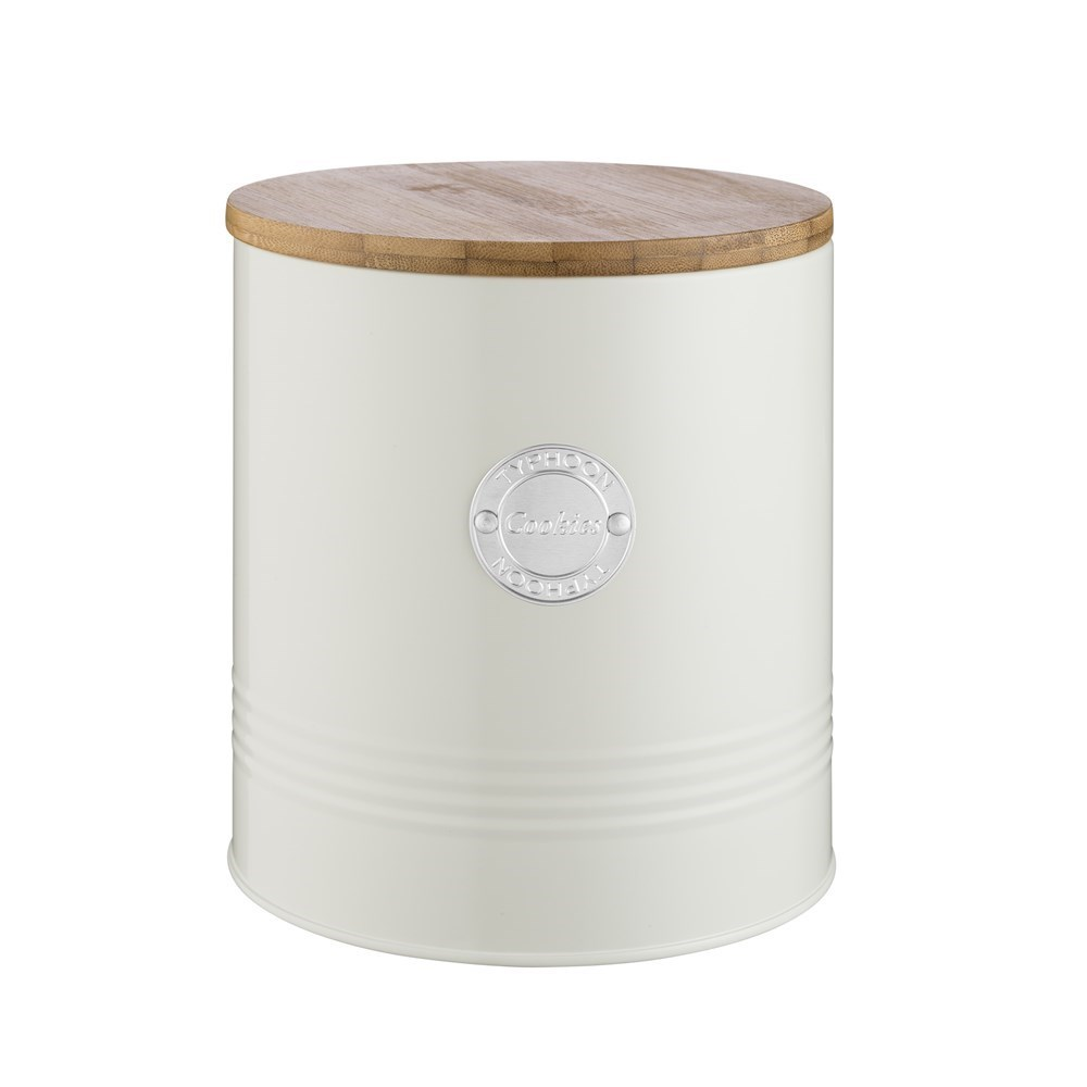 Typhoon Living Cookie Container 3.4L Cream