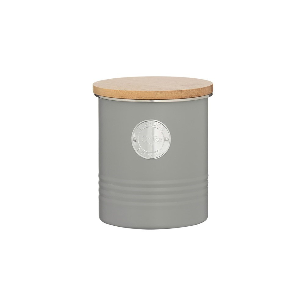 Typhoon Living Coffee Canister 1L Grey