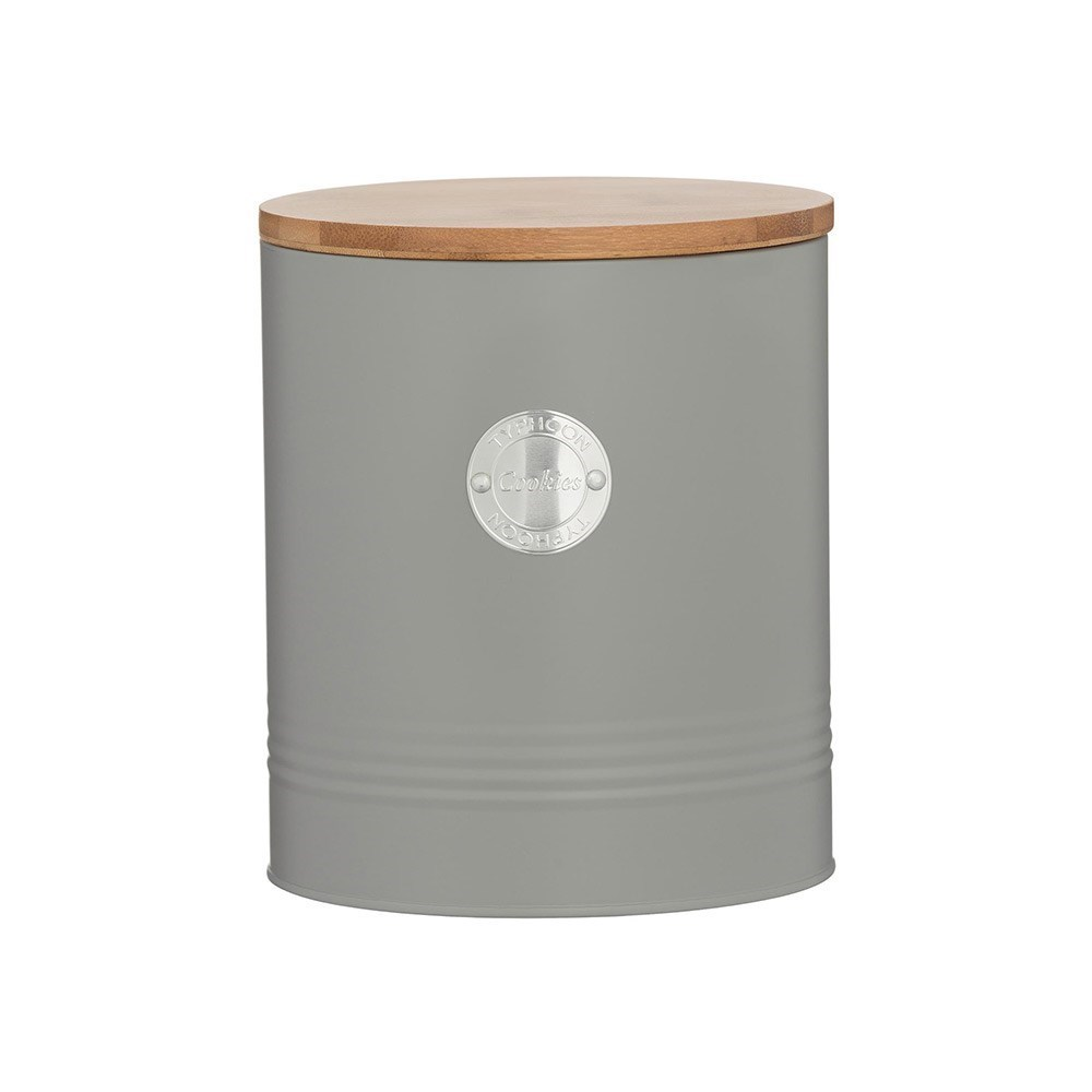 Typhoon Living Cookie Container 3.4L Grey
