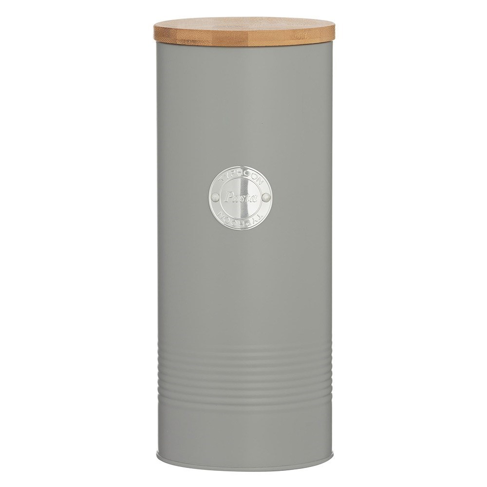 Typhoon Living Pasta Canister 2.5L Grey