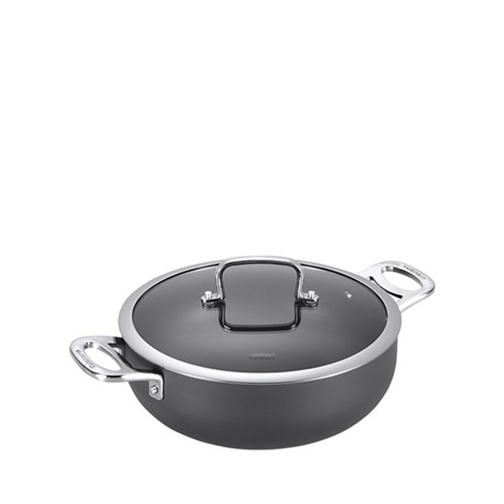 Cuisinart Chef iA+ Chef Pan 26cm Hard Anodised