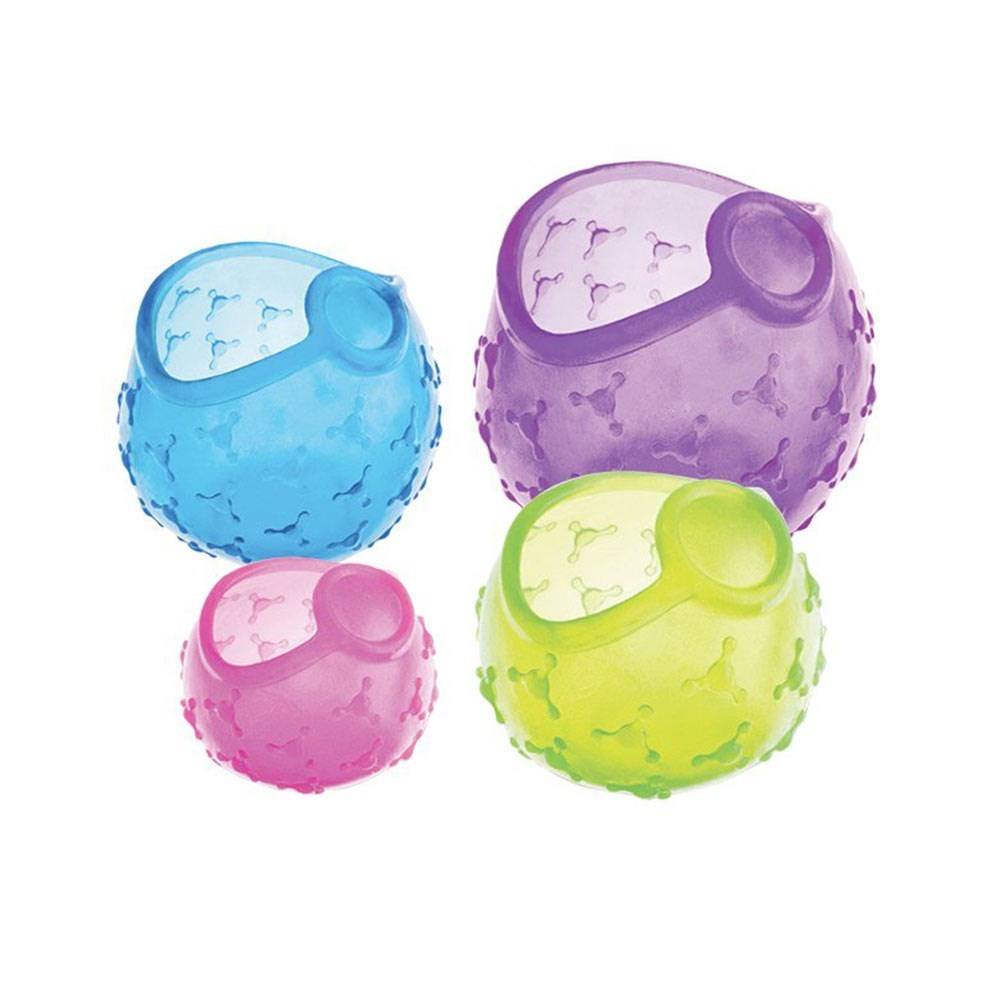 Cover Blubber Stretchy Reusable Food Covers 4 Pack in Mixed Colours