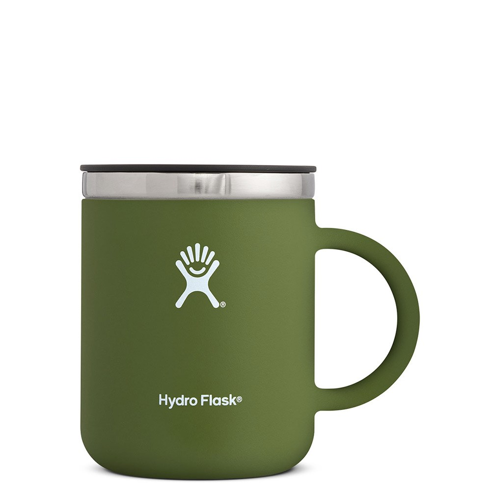 Hydro Flask Stainless Steel Insulated Reusable Coffee Mug 355ml/12oz Olive Green