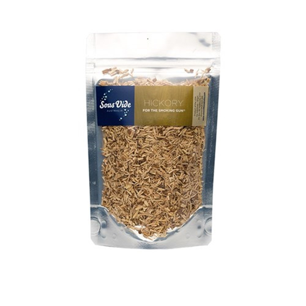 Sous Vide Australia ''Hickory Wood Chips'' for The Smoking Gun 50gm