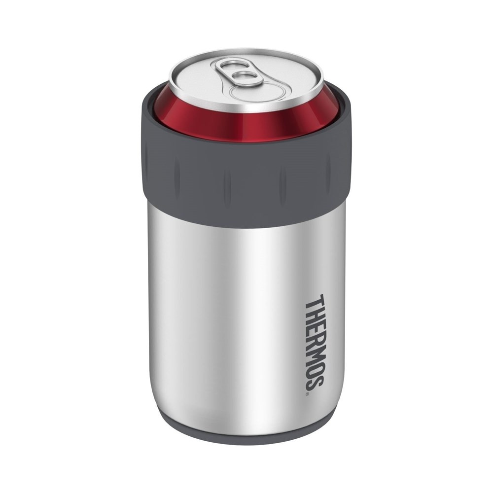 Thermos Stainless Steel Beverage Can Insulator 355ml