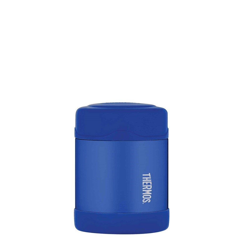 Thermos 290ml FUNtainer Stainless Steel Vacuum Insulated Food Jar Blue