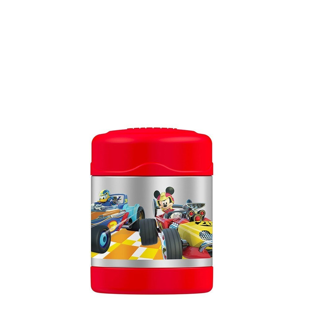 Thermos FUNtainer Stainless Steel Disney Mickey Mouse Food Jar 290ml
